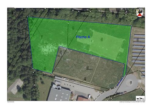 Fläche A - Lageplan (Klick für PDF)